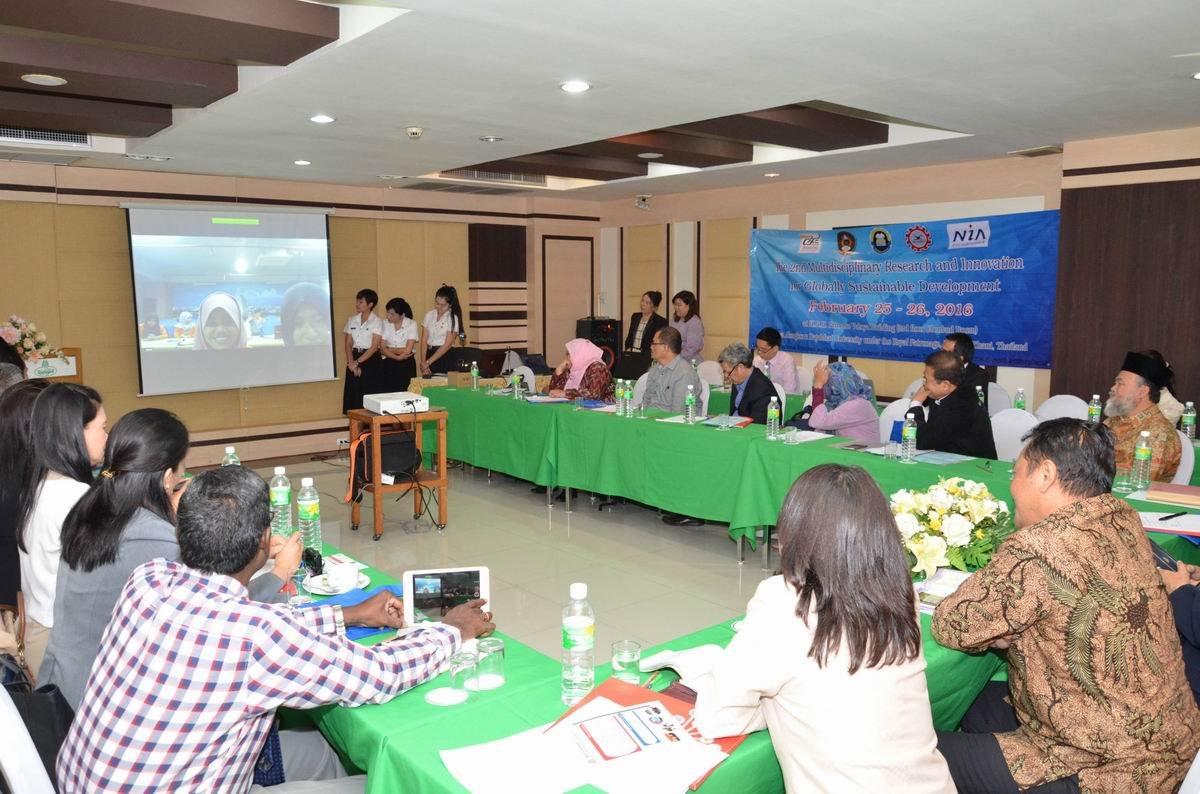2nd Meeting Pre-Service Student Teacher Exchange in Southeast Asia (SEA-Teacher Project), Bangkok, 27 February 2016